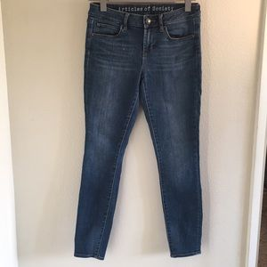 Articles of Society Skinny Crop Jeans 26